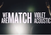 Lien permanent vers We Are Match en acoustique par Diane Sagnier