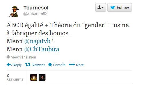 L'ABCD de lÉgalité entre à lécole ABCD equation homosexualite