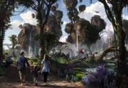 Avatar, le parc d'attractions !