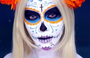 Lien permanent vers Best Of des meilleurs maquillages d'Halloween