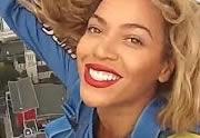 Même quand Beyoncé fait de la chute libre, elle reste parfaite