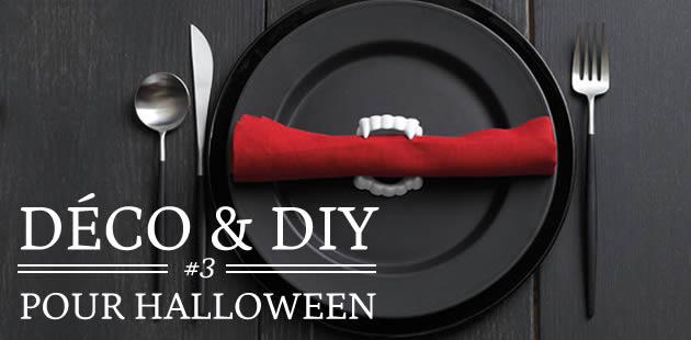Déco & DIY simple et rapide pour Halloween #3