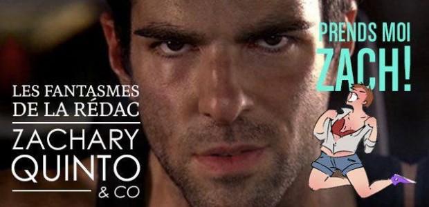 Zachary Quinto & Co – Les Fantasmes de Cy.