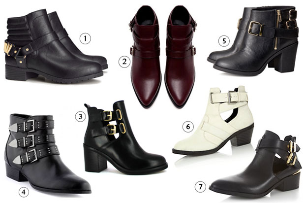 CHAUSSURES - BottinesA&M COLLECTION
