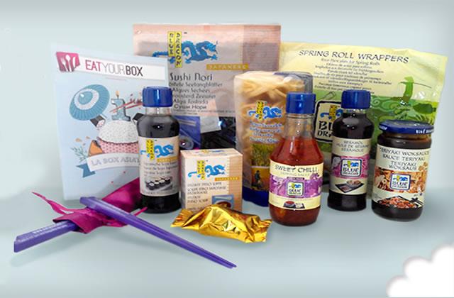 Eat Your Box sort une box asiatique !