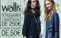 Concours Wallis — 400€ de bons d'achat à gagner !