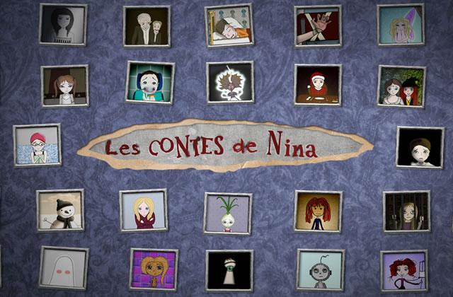 Les Contes de Nina, des histoires creepy à souhait