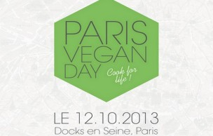 Lien permanent vers Deborah Brown-Pivain, en charge du Paris Vegan Day — Interview
