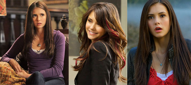 Get The Look : Elena Gilbert vs. Katherine Pierce (Vampire Diaries) elena