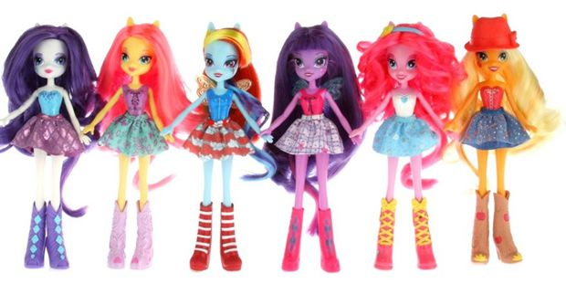 equestria 1 Equestria Girls, le film : quand My Little Pony rencontre Mean Girls