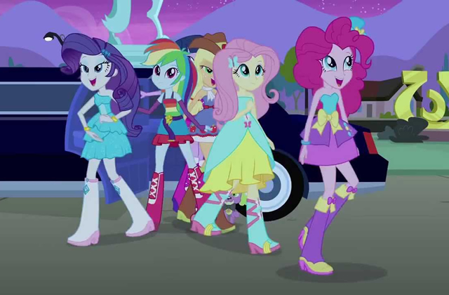 Equestria Girls, le film : quand My Little Pony rencontre Mean Girls