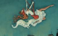 Eve sur la balançoire — Conte cruel de Manhattan, la BD-biopic