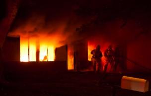 Lien permanent vers Que faire en cas d'incendie?