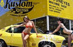 Lien permanent vers Kustom Kulture, un superbe artbook qui sent bon les 50′s