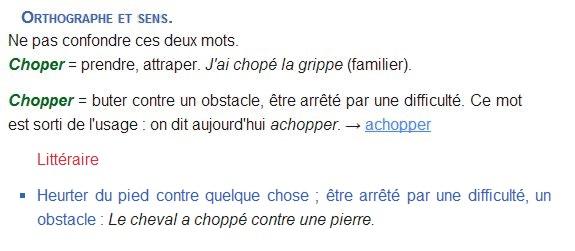 larousse choper chopper1 Guillaume Pley, lagresseur aux millions de vues (màj   sa réponse)