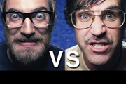 Nerd VS Geek, l'Epic Rap Battle