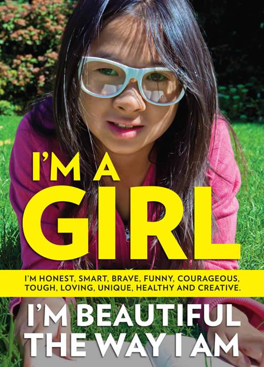 Une campagne pour booster lestime de soi des petites new yorkaises nyc girls projets