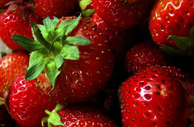 Sept aliments utiles en cosmétique
