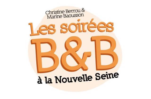 3×2 places à gagner pour la soirée B&B du 31 octobre à la Nouvelle Seine !