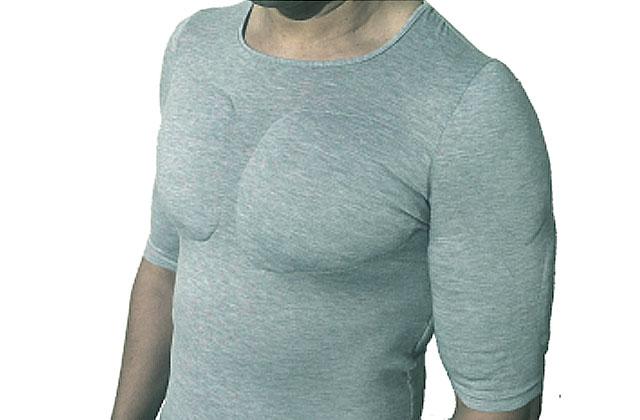 Un t-shirt en mousse pour paraître plus musclé — WTF mode