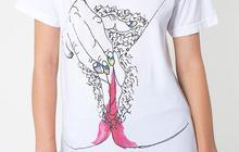 American Apparel et le t-shirt menstrues — WTF Mode