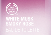 The Body Shop présente White Musk Smoky Rose