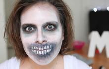Tuto Maquillage Zombie spécial Halloween !