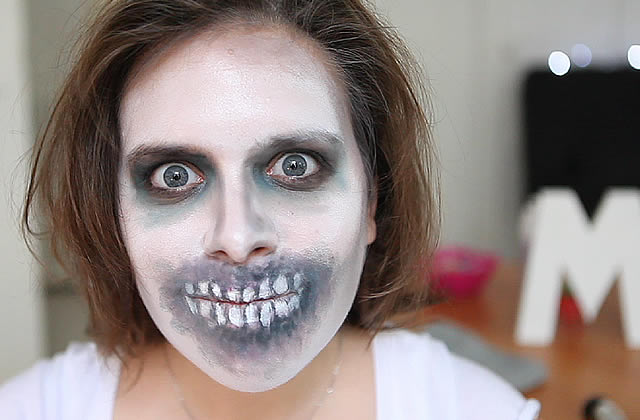 Tuto Maquillage Halloween on Pinterest  Maquillage Halloween Fille ...