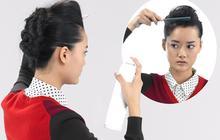 UNIQLO propose des tutos coiffure sur son site !