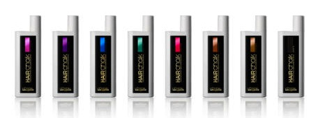 hair chalk loreal coloration couleur cheveux