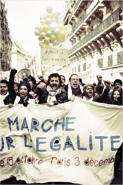 La Marche manif Paris