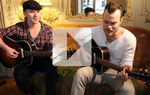 Lien permanent vers Ásgeir chante « Going Home » en acoustique