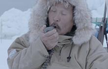 Aningaaq, le court métrage de Gravity vu de la Terre