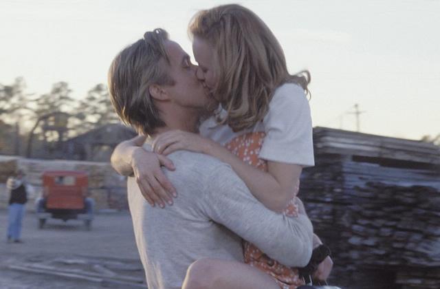 Typologie des baisers sur grand et petit écran