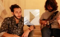 Balinger chante « Ghost » en acoustique