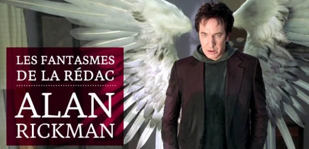 Alan Rickman – Les fantasmes de la rédac