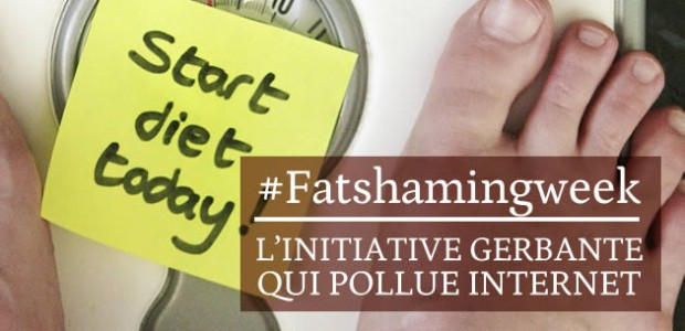 #Fatshamingweek : l'initiative gerbante qui pollue Internet
