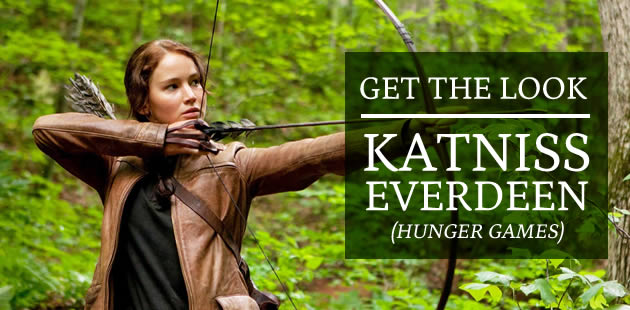 Get The Look : Katniss Everdeen (Hunger Games)
