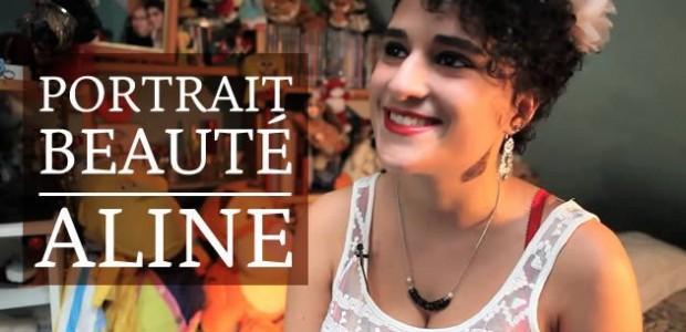 Portrait Beauté — Aline, étudiante et créatrice de bijoux