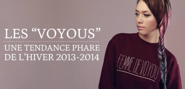 Les «voyous», une tendance phare de l'hiver 2013-2014