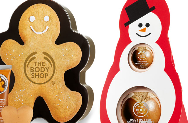 Bon plan The Body Shop : -20% jusqu'à Noël !