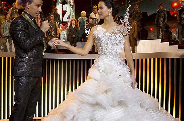 Capitol Couture, la collection inspirée de Hunger Games