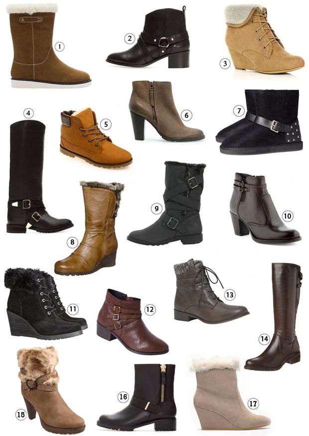 e4f3d1ac52ac Sélection de chaussures qui tiennent chaud pour l hiver