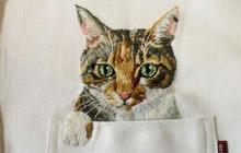 Des chemises brodées et des chatons — Le coup de coeur de la rédac