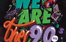 5×2 places à gagner pour la We Are The 90's du vendredi 8 novembre 2013 !