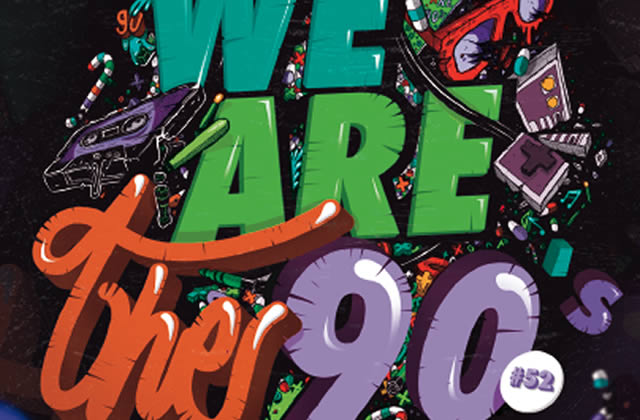 5×2 places à gagner pour la We Are The 90's du vendredi 8 novembre 2013 !
