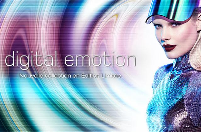 Digital Emotion, la collection de Noël de Kiko, est sortie !