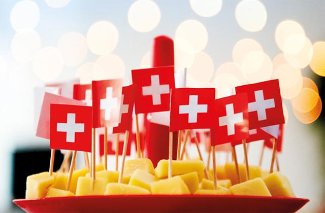 Les fromages de Suisse s'invitent à l'apéro !