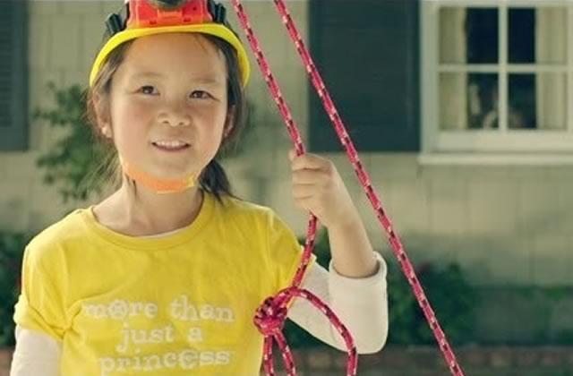 GoldieBlox et sa géniale pub féministe avec des petites filles