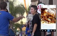 Un youtubeur se sert d'informations récoltées sur Internet pour aborder des gens dans la rue